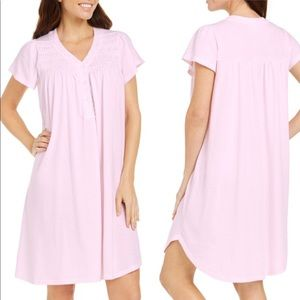 Miss Elaine Silky Knit Nightgown/ NWT/Size Small